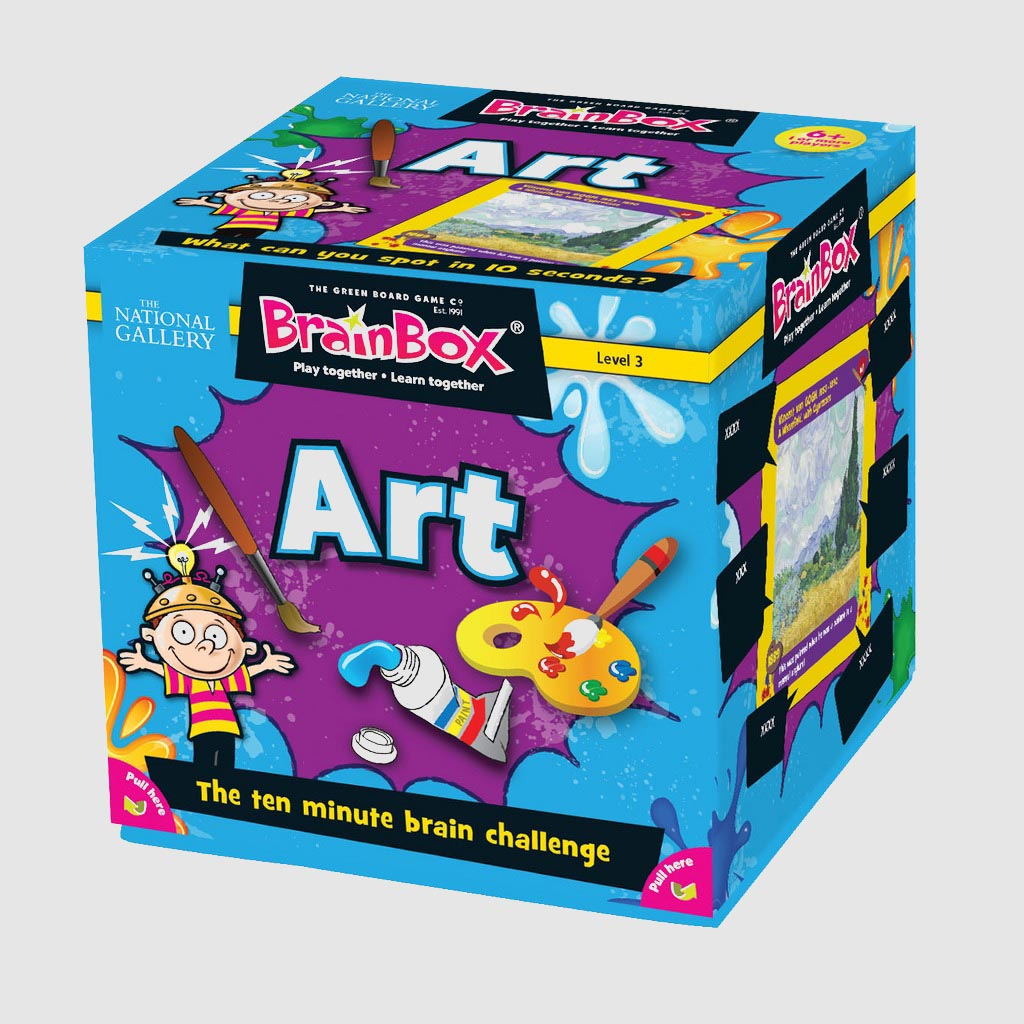 BrainBox Art